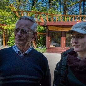 Peter und Sonja Deicke - Zwei Generation bauen gemeinsam am Familienpark