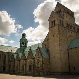 """Seit tausend Jahren eine """"feste Größe"""" in Hildesheim: Der Mariendom"""
